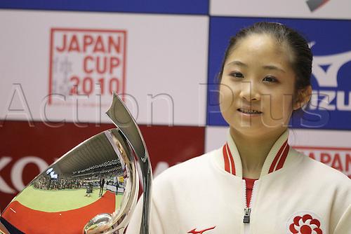 Koko Tsurumi (JPN), JUNE 13, 2010 - Artistic gymnastics : The 49th NHK Cup, Women's Individual All-Around 2nd Day at 1st Yoyogi Gymnasium, Tokyo, Japan.