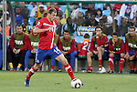 13 JUN 2010: Milan Jovanovic (SRB). The Serbia National Team lost 0-1 to the Ghana National Team at Loftus Versfeld Stadium in Tshwane/Pretoria, South Africa in a 2010 FIFA World Cup Group D match.