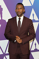 04 February 2019 - Los Angeles, California - Mahershala Ali. 91st Oscars Nominees Luncheon held at the Beverly Hilton in Beverly Hills. <br /> CAP/ADM<br /> &copy;ADM/Capital Pictures