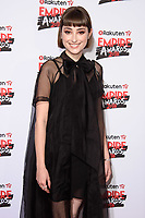 Ellise Chappell arriving for the Empire Awards 2018 at the Roundhouse, Camden, London, UK. <br /> 18 March  2018<br /> Picture: Steve Vas/Featureflash/SilverHub 0208 004 5359 sales@silverhubmedia.com
