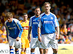 St Johnstone FC...2012-13.Frazer Wright.Picture by Graeme Hart..Copyright Perthshire Picture Agency.Tel: 01738 623350  Mobile: 07990 594431