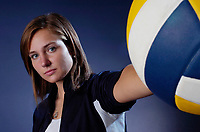 Highland School 2008 Athlete of the Year Erin Whitney - photographed in Warrenton, VA