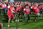 Final del Futbol Colombiano Independiente Medellin vs Santa Fe gano Santa fe 1x0 así quedo campeón del torneo finalización del fútbol Colombiano