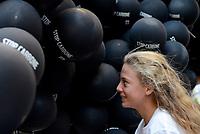 Stop Carbone, WWF in piazza Montecitorio