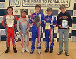 Stars, Comer Cadet, Rowrah, Fusion Motorsport, Alex Stott, Lando Norris, Josh Smith, Ryan Anderton, Kartpix.