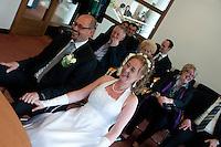 Bruiloft Sander en Inge