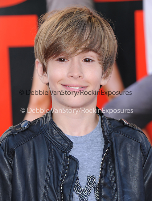 Sebastian Hedges Thomas attends The L.A. Premiere of Sex Tape held at The Regency Village Theatre  in Westwood, California on July 10,2014                                                                               © 2014 Hollywood Press Agency