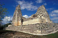 Becan, Chicanna, and Xpujil, Campeche, Mexico
