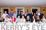 30th Birthday: Sharon Devine, Ballybunion, centre front, celebrating her 30th birthday with family & friends at  the Listowel Arms Hotel on Saturday night last