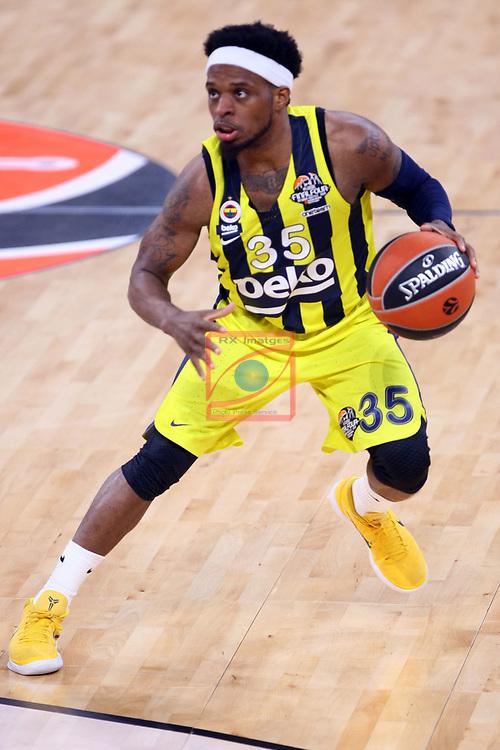 Turkish Airlines Euroleague.<br /> Final Four - Vitoria-Gasteiz 2019.<br /> Semifinals.<br /> Fenerbahce Beko Istanbul vs Anadolu Efes Istanbul: 73-92.<br /> Ali Muhammed.