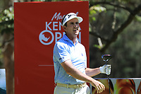 Gonzalo Fedz-Castano (ESP) in action during the final round of the Magical Kenya Open presented by ABSA played at Karen Country Club, Nairobi, Kenya. 17/03/2019<br /> Picture: Golffile | Phil Inglis<br /> <br /> <br /> All photo usage must carry mandatory copyright credit (&copy; Golffile | Phil Inglis)