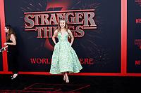 "LOS ANGELES - JUN 28:  Kerri Medders at the ""Stranger Things"" Season 3 World Premiere at the Santa Monica High School on June 28, 2019 in Santa Monica, CA"