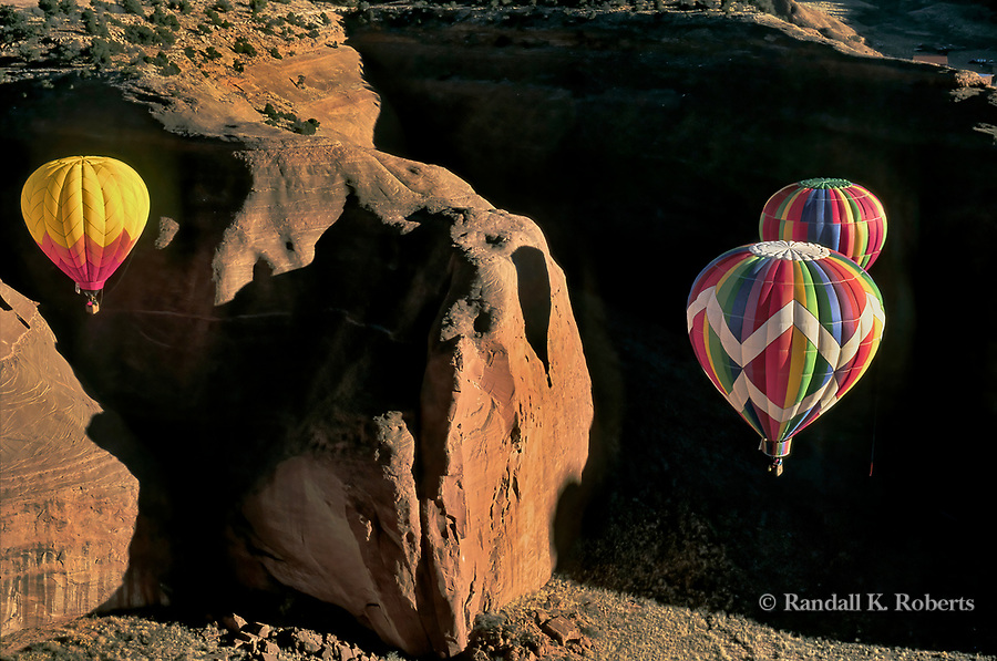 Red Rock Balloon Rally, Gallup New Mexico