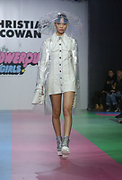 LOS ANGELES, CA - MARCH 8: Model, at Christian Cowan x The Powerpuff Girls_Show at City Market Social House in Los Angeles, California on March 8, 2019.   <br /> CAP/MPI/SAD<br /> ©SAD/MPI/Capital Pictures