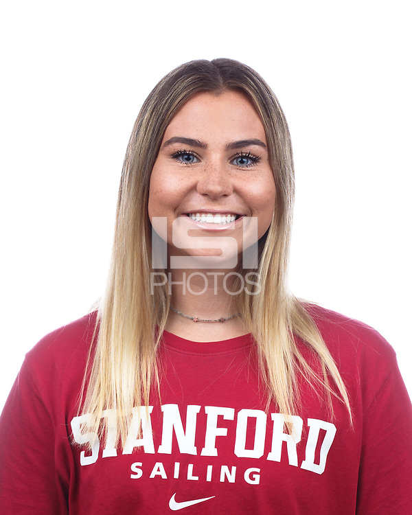 Stanford, CA - September 20, 2019: Camille White, Athlete and Staff Headshots