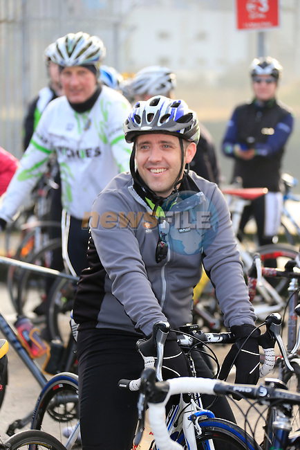 Annual Kevin King Memorial Cycle<br /> Picture Fran Caffrey / Newsfile
