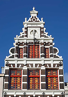Nederland - Amsterdam - 2019. Old Amsterdam cheese store aan het Damrak. Foto Berlinda van Dam / Hollandse Hoogte.