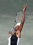 Venus Beats Rodionova 7-5 6-2