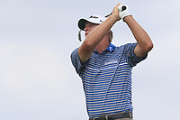 Steve Stricker (USA) tees off the par3 the 6th tee during Saturday's Round 3 of the 117th U.S. Open Championship 2017 held at Erin Hills, Erin, Wisconsin, USA. 17th June 2017.<br /> Picture: Eoin Clarke | Golffile<br /> <br /> <br /> All photos usage must carry mandatory copyright credit (&copy; Golffile | Eoin Clarke)