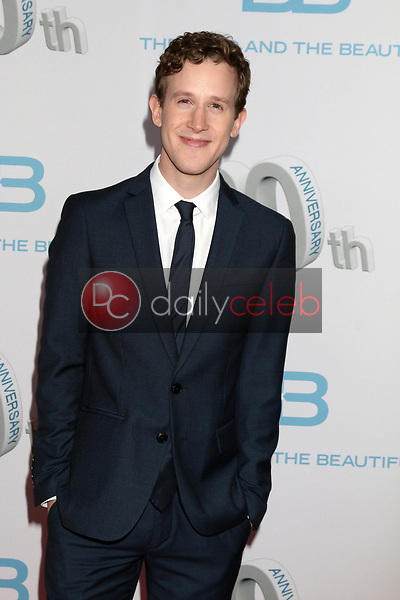 """Alex Wyse<br /> at the """"The Bold and The Beautiful"""" 30th Anniversary Party, Clifton's Downtown, Los Angeles, CA 03-18-17<br /> David Edwards/DailyCeleb.com 818-249-4998"""