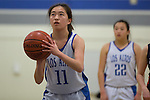 2013 girls basketball: Los Altos High School vs. Saratoga High School
