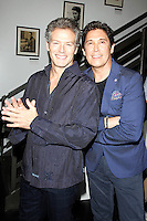 WEST HOLLYWOOD - SEP 21: Gary Quinn, Kevin Spirtas at a screening of 'Wally's Will' with Linda Gray to benefit The Actors Fund at a Julien's Auctions on September 21, 2016 in West Hollywood, California