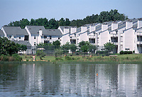 1993 May 28..IRDB...DOCKSIDE APARTMENTS.VIEW FROM ACROSS WATER...NEG#.NRHA#..