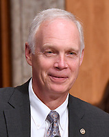 "United States Senator Ron Johnson (Republican of Wisconsin), Chairman, United States Senate Committee Homeland Security and Governmental Affairs, arrives to preside over the hearing about ""Threats to the Homeland"" on Capitol Hill in Washington, DC on Wednesday, September 27, 2017. Photo Credit: Ron Sachs/CNP/AdMedia"