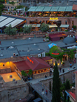Bäderviertel Abanotubanii, Tiflis – Tbilissi, Georgien, Europa<br />  thermal quarter Abanotuban, Tbilisi, Georgia, Europe