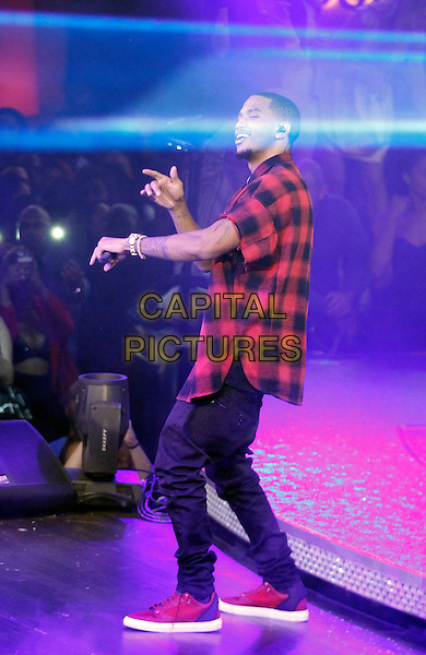 21 November 2015 - Las Vegas, NV -  Trey Songz.  Trey Songz celebrates his birthday with a performance at Drai's Nightclub at The Cromwell.  <br /> CAP/ADM/MJT<br /> &copy; MJT/AdMedia/Capital Pictures