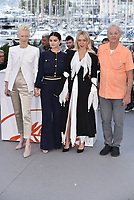 """CANNES, FRANCE - MAY 15: Tilda Swinton, Selena Gomez, Chloe Sevigny, Bill Murray at photocall for """"The Dead Don't Die"""" during the 72nd annual Cannes Film Festival on May 15, 2019 in Cannes, France. <br /> CAP/PL<br /> ©Phil Loftus/Capital Pictures"""