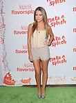 Makenzie Vega  attends The Aquafina FlavorSplash Launch held at Sony Pictures Studios  in Culver City, California on October 15,2012                                                                               © 2013 Hollywood Press Agency