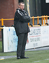 Alloa Manager Barry Smith
