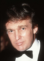 Donald Trump 1989<br /> Photo By Adam ScullPHOTOlink.net