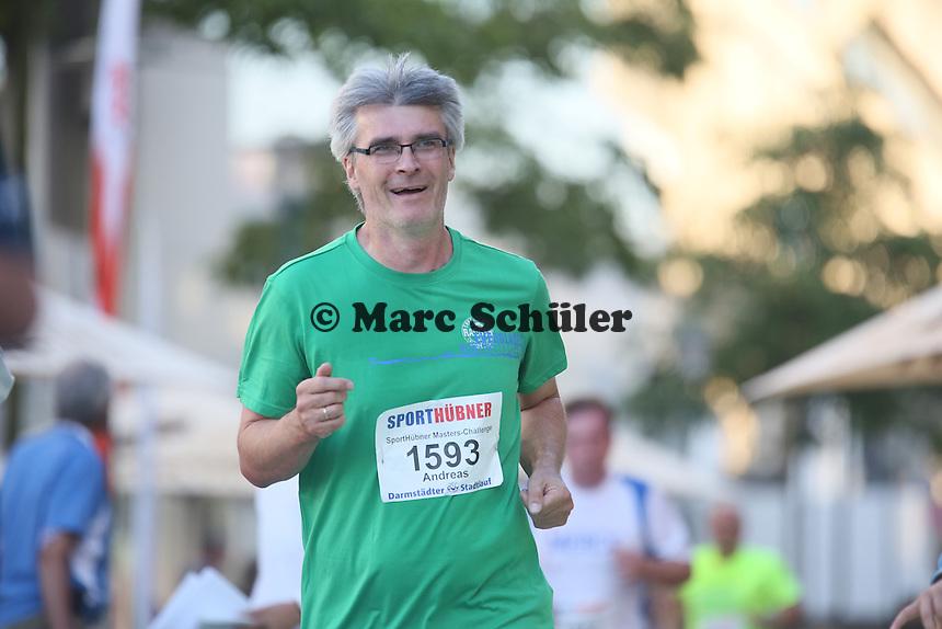 Andreas Jannasch (Reinheim) bei der SportHübner Master Challenge