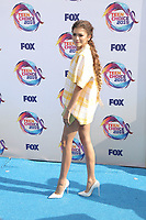 11 August 2019 - Hermosa Beach, California - Zendaya. FOX's Teen Choice Awards 2019 held at Hermosa Beach Pier. <br /> CAP/ADM/PMA<br /> ©PMA/ADM/Capital Pictures