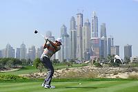 Rory McIlroy (NIR) Dubai Desert classic