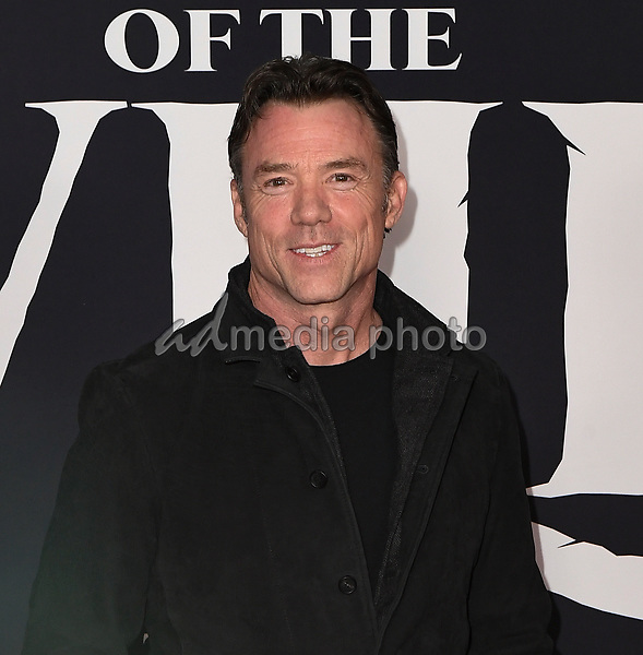 """13 February 2020 - Hollywood, California - Terry Notary. """"The Call of the Wild"""" Twentieth Century Studios World Premiere held at El Capitan Theater. Photo Credit: Dave Safley/AdMedia"""