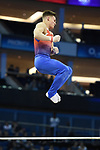 2017 WORLD CUP OF GYMNASTICS. The O2 Arena.Saturday, April 8, 2017. Mens Competition