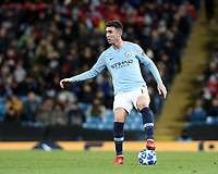 Manchester City's Aymeric Laporte<br /> <br /> Photographer Rich Linley/CameraSport<br /> <br /> UEFA Champions League Group F - Manchester City v TSG 1899 Hoffenheim - Wednesday 12th December 2018 - The Etihad - Manchester<br />  <br /> World Copyright © 2018 CameraSport. All rights reserved. 43 Linden Ave. Countesthorpe. Leicester. England. LE8 5PG - Tel: +44 (0) 116 277 4147 - admin@camerasport.com - www.camerasport.com