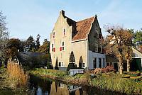 Nederland Arnhem 2015.  Het Nederlands Openluchtmuseum. De kasteelboerderij.  Foto Berlinda van Dam / Nederlandse Hoogte