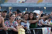 Vasco Rossi concerto allo stadio San paolo di Napoli