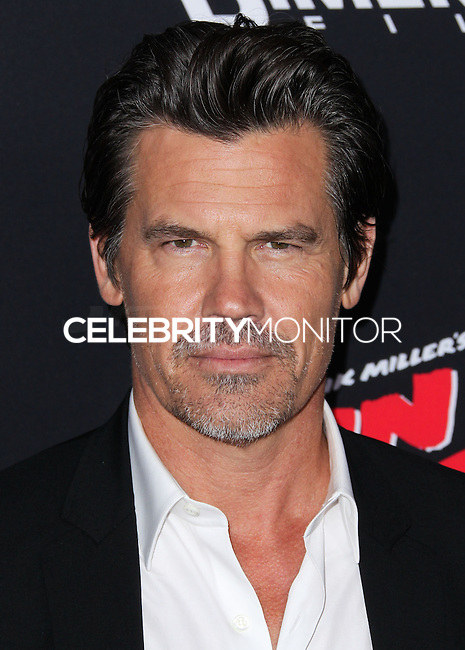 HOLLYWOOD, LOS ANGELES, CA, USA - AUGUST 19: Josh Brolin at the Los Angeles Premiere Of Dimension Films' 'Sin City: A Dame To Kill For' held at the TCL Chinese Theatre on August 19, 2014 in Hollywood, Los Angeles, California, United States. (Photo by Xavier Collin/Celebrity Monitor)