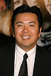 "UNIVERSAL CITY, CA. - March 12: Director Justin Lin arrives at the Los Angeles premiere of ""Fast & Furious"" at the Gibson Amphitheatre on March 12, 2009 in Universal City, California."