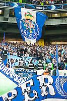 Lisboa (Portugal) - 07/01/2012. Liga Zon Sagres. No Estádio José Alvalade, Sporting e FC Porto empataram sem gols, no primeiro clássico português de 2012, válido pela 14.ª jornada da Liga Zon Sagres. FOTO: Glaicon Emrich/NewsFree.