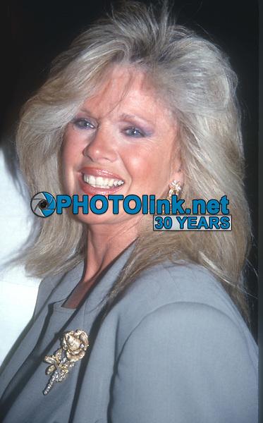Connie Stevens 1991<br /> Photo By John Barrett/PHOTOlink