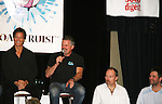 Bradley Cole, Robert Newman, Adam Reist, Daniel Cosgrove - So Long Springfield event celebrating 7 wonderful decades of Guiding Light which brought out Guiding Light Actors as they  came to see fans at the Hyatt Regency in Pittsburgh, PA. for Q & A, acting scenes between actors and fans by GL finest during the weekend of October 25, 2009. (Photo by Sue Coflin/Max Photos)