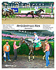 Ambidextrous Alex winning at Delaware Park on 7/27/15