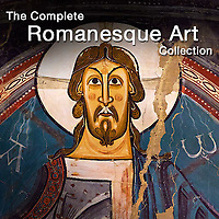 Pictures & Images of Romanesque Art, Paintings, Frescoes & Sculpture -