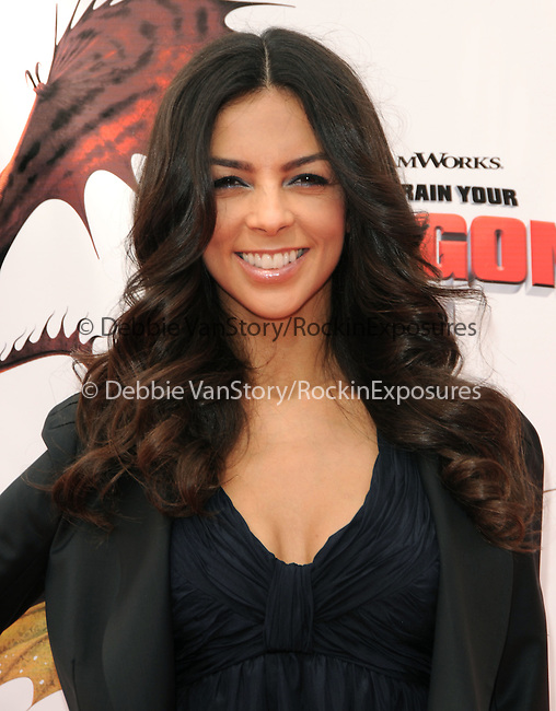 Terri Seymour  at the Dreamwork Pictures' Premiere How to Train Your Dragon held at Gibson Universal in Universal City, California on March 21,2010                                                                   Copyright 2010  DVS / RockinExposures